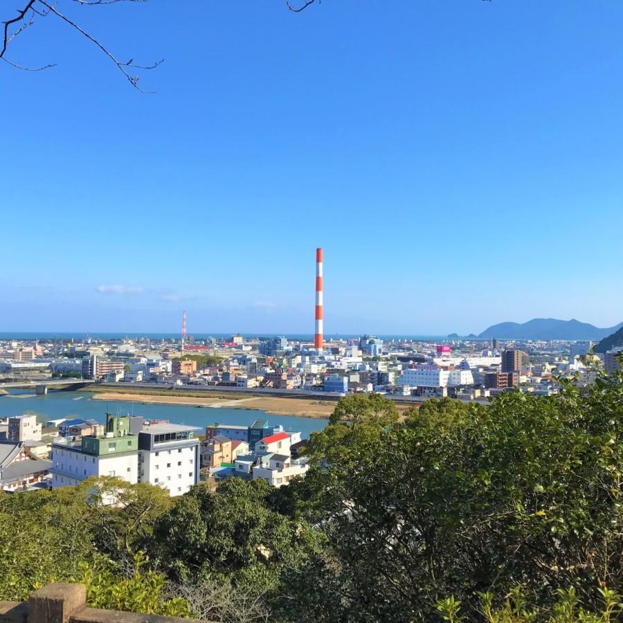 延岡 城山公園